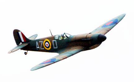 Mark Lane spitfire