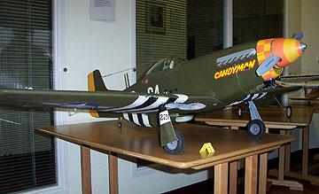 candyman p-51