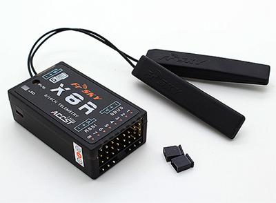 FrSky X8R 8/16Ch S BUS ACCST Telemetry Receiver W/Smart Port > RX