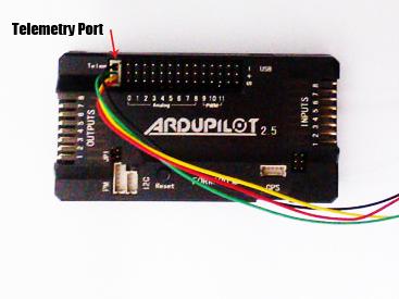 APM 2 5 Digital Transmission/OSD Y- Cable Telemetry/OSD Y