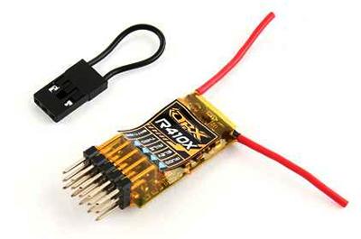 OrangeRx R410X DSMX Compatible 4Ch/6CH PWM/CPPM 2 4Ghz