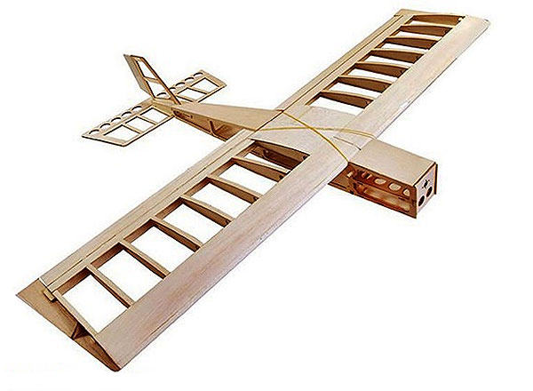 Big Stick Laser Cut Balsa Kit 1060mm Kit Uk Stocked Ebay