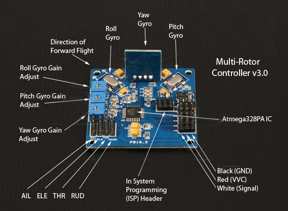 HKboardV3 2 hk multicopter control board v3 \u003e flight control boards kk2 board wiring diagram at nearapp.co