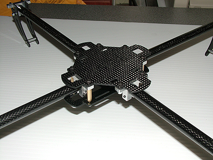 the talon quadcopter frame is a high quality carbon fiber frame that offers both great looks and performance built from light weight yet extremely rigid