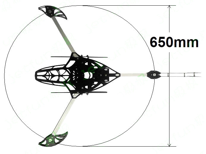 the y650 scorpion multi rotor frame is a high quality glass fibre frame that offers both great looks and outstanding performance - Multirotor Frames
