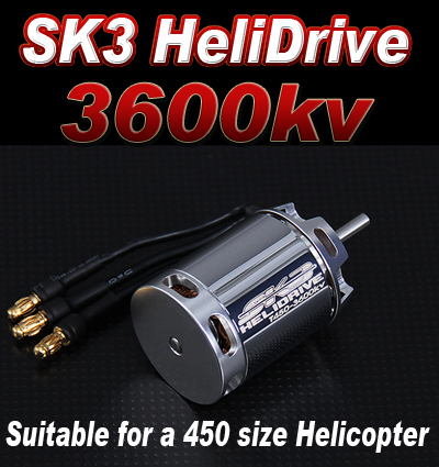 Helicopter Motors