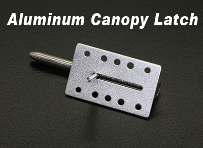 Aluminum Canopy Lock Latch Spring Loaded Gt Horns Hinges