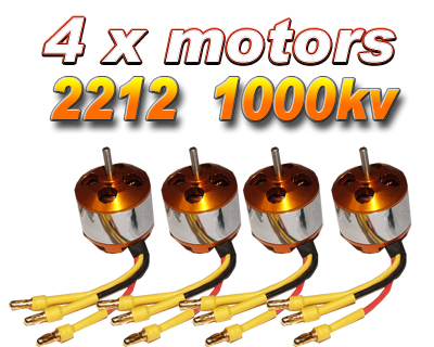 Multicopter Motors
