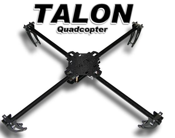 HK TALON Quadcopter Frame > QUADCOPTER > Multicopter Kits ...